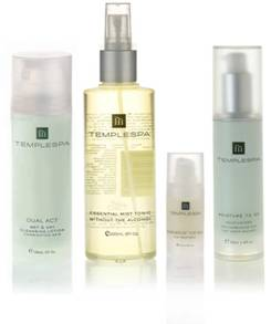 Cleanse, Tone, Eye-care and Moisturise