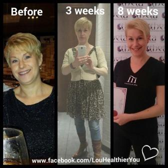 My Results with Juice Plus
